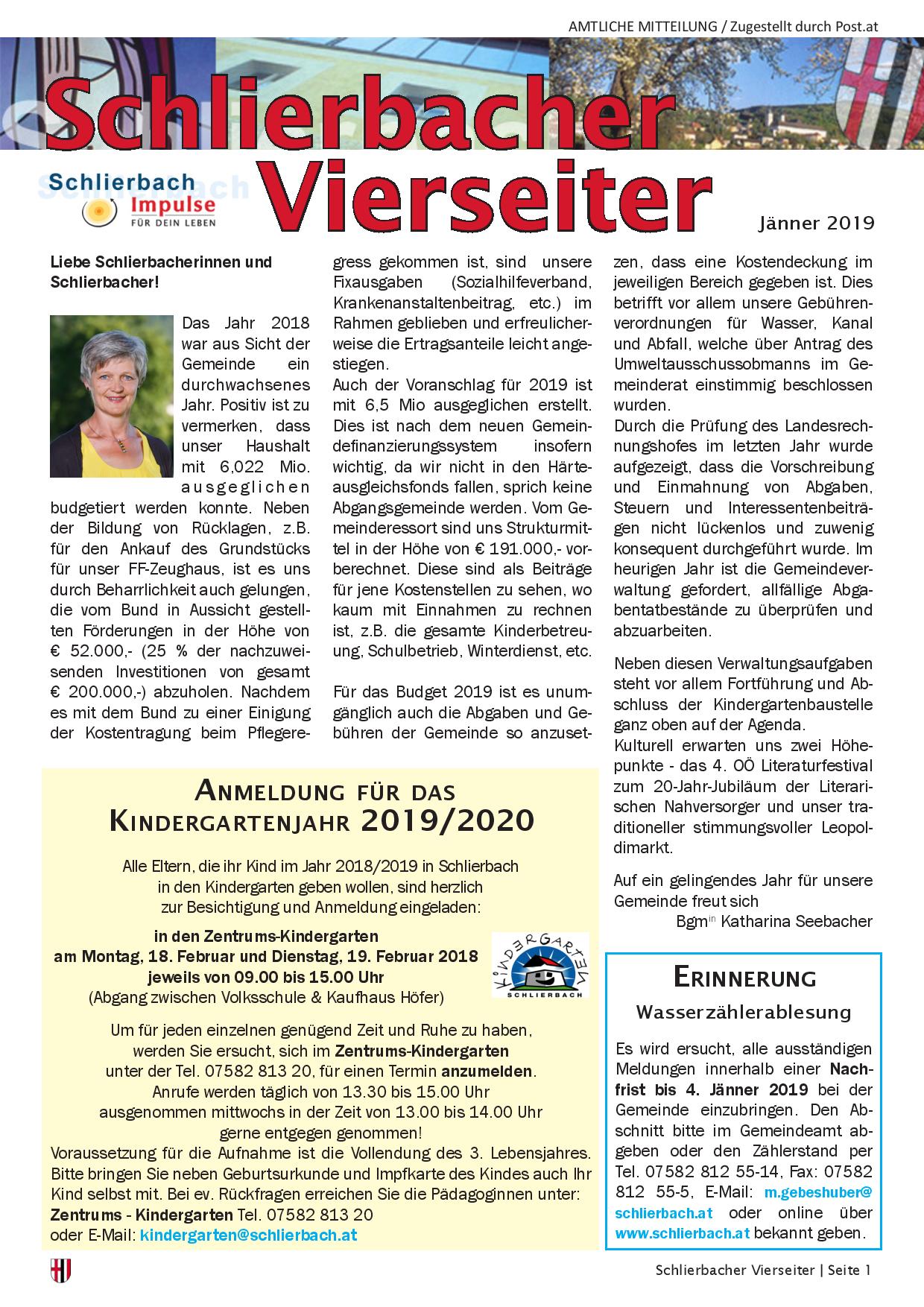 Partnerschaften & Kontakte in Schlierbach - kostenlose